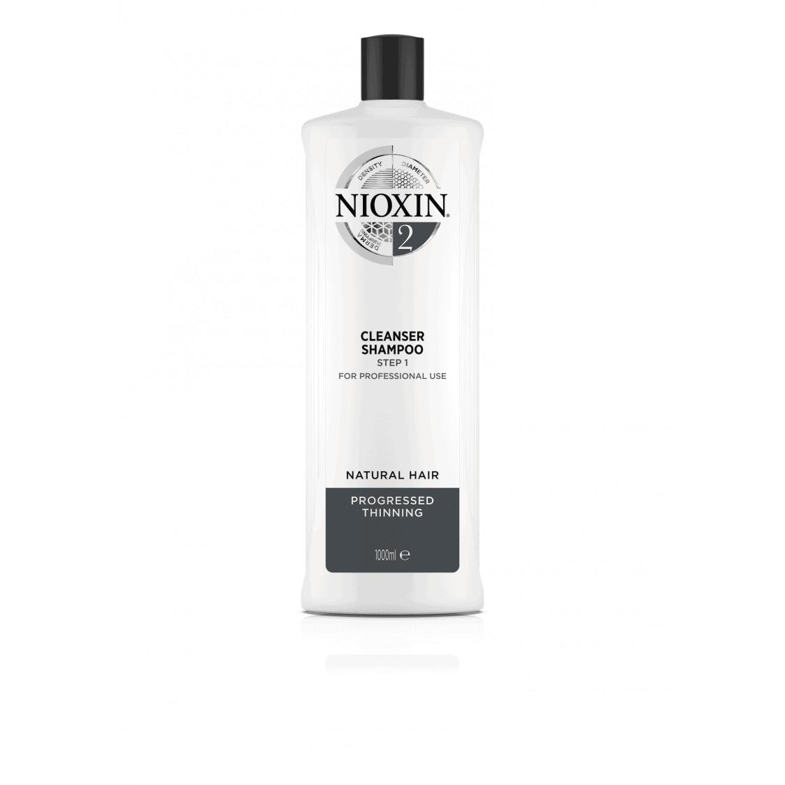 Nioxin Syst2 Shampoo 1000ml