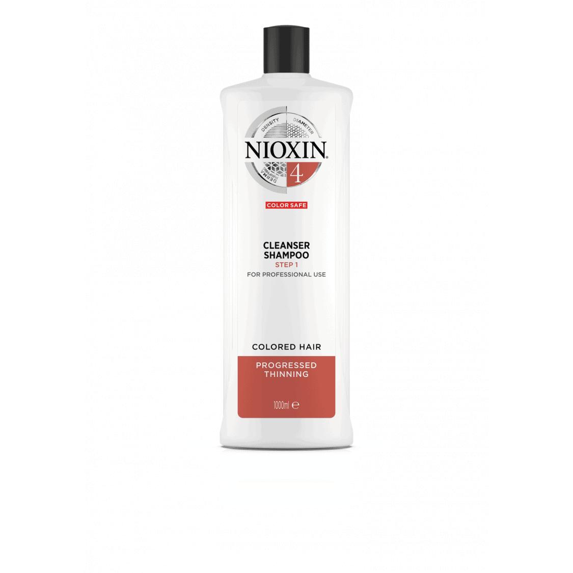 Nioxin Syst4 Shampoo 1000ml