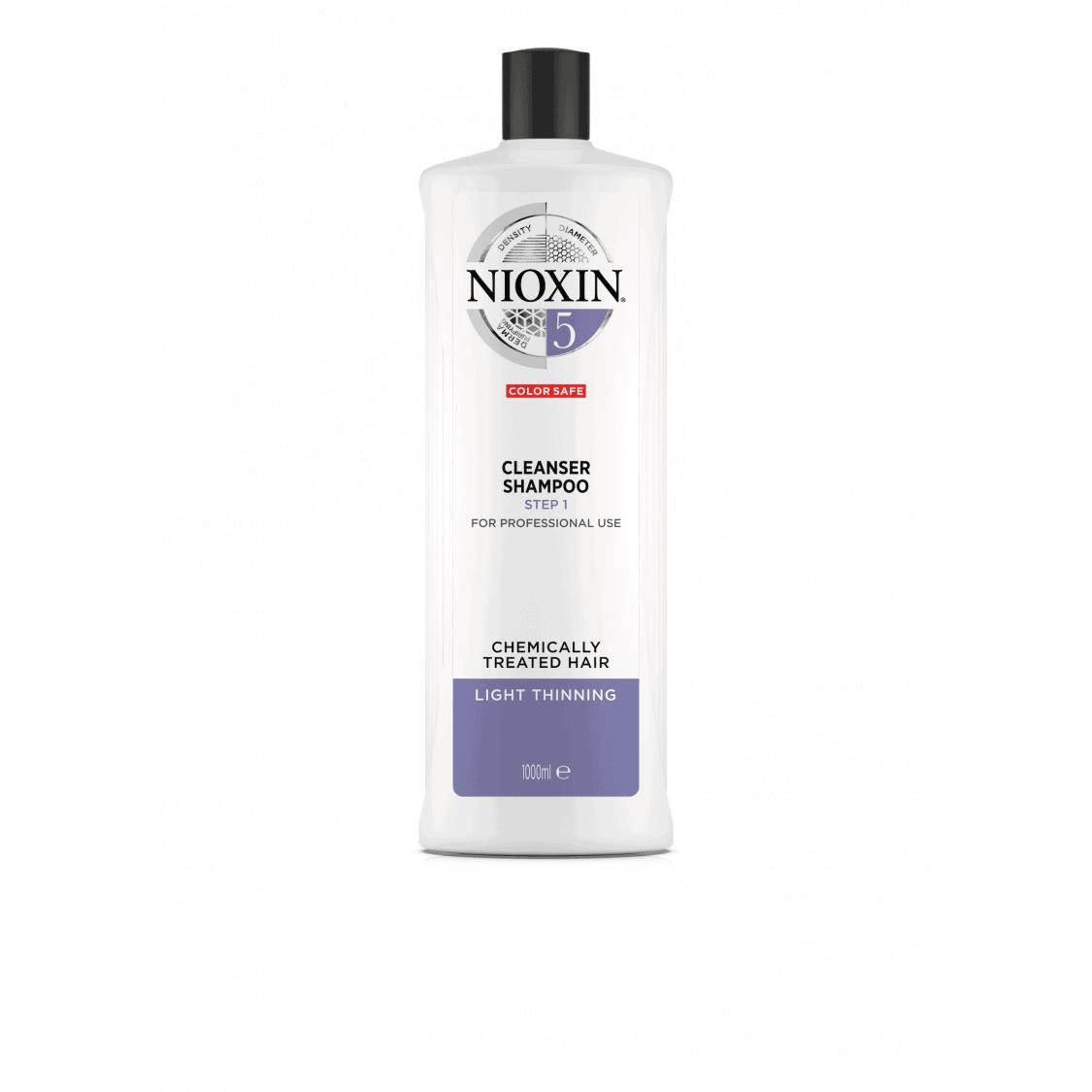 Nioxin Syst5 Shampoo 1000ml