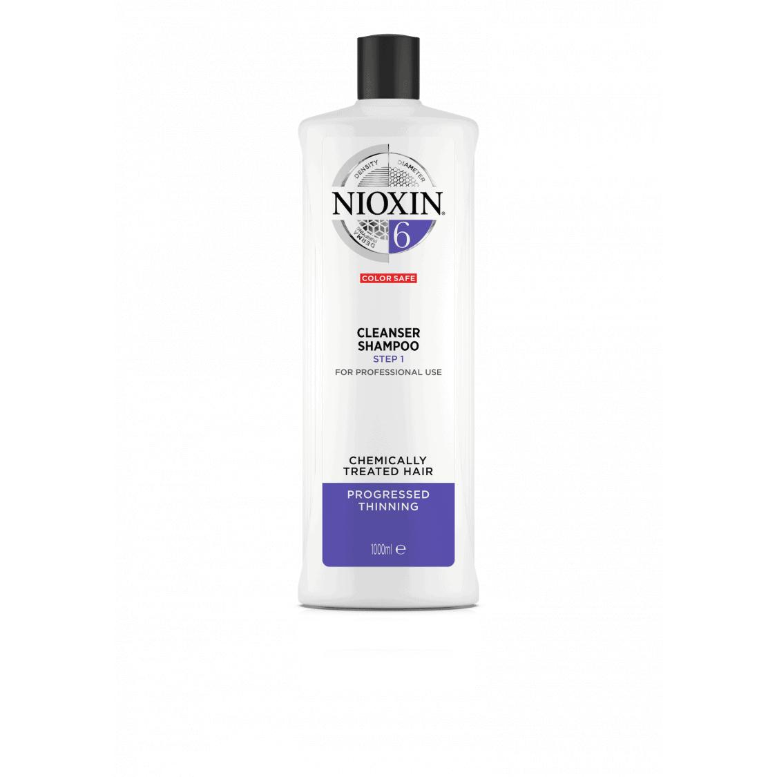 Nioxin Syst6 Shampoo 1000ml