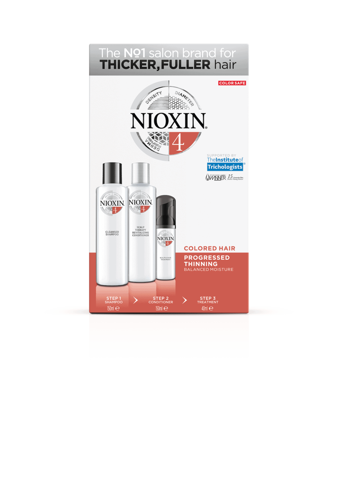 Nioxin Syst4 Trial Kit