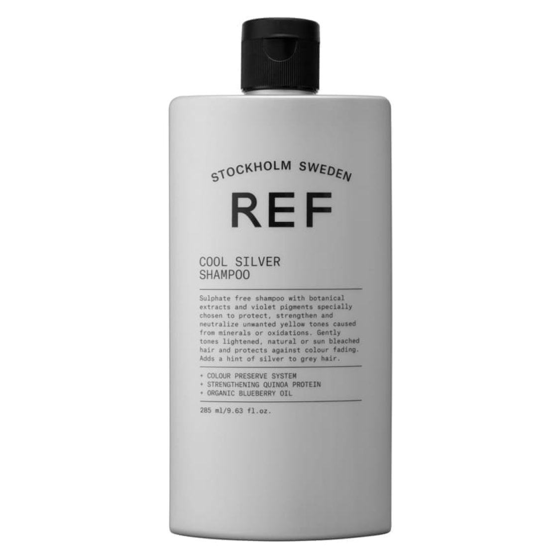 REF - Cool Silver Shampoo 285 ml