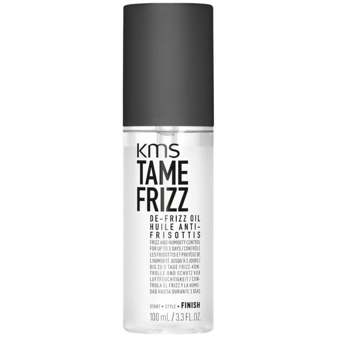 KMS - Tame Frizz De-Frizz Oil 100ml