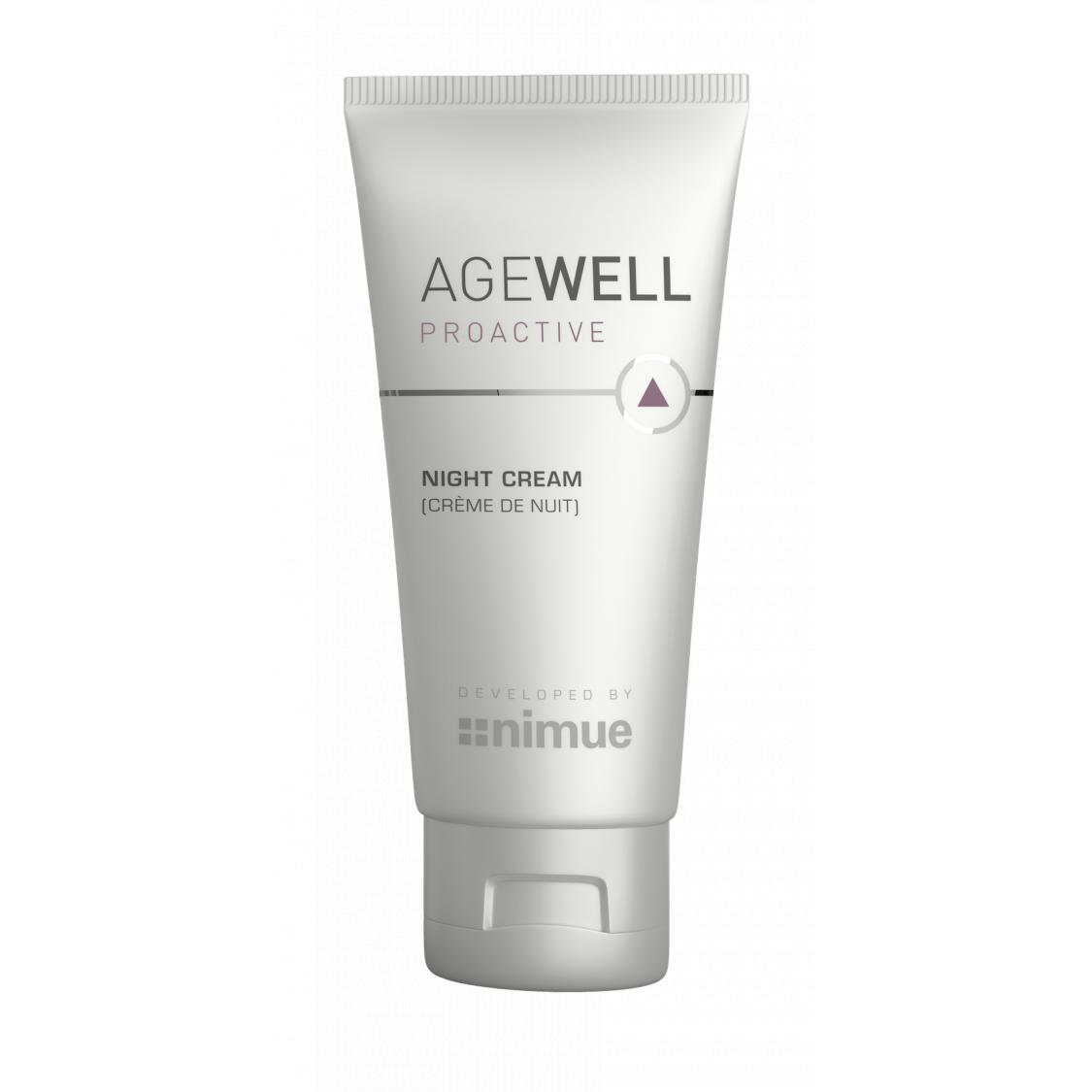 Agewell - Proactive Night Cream 20's 50ml