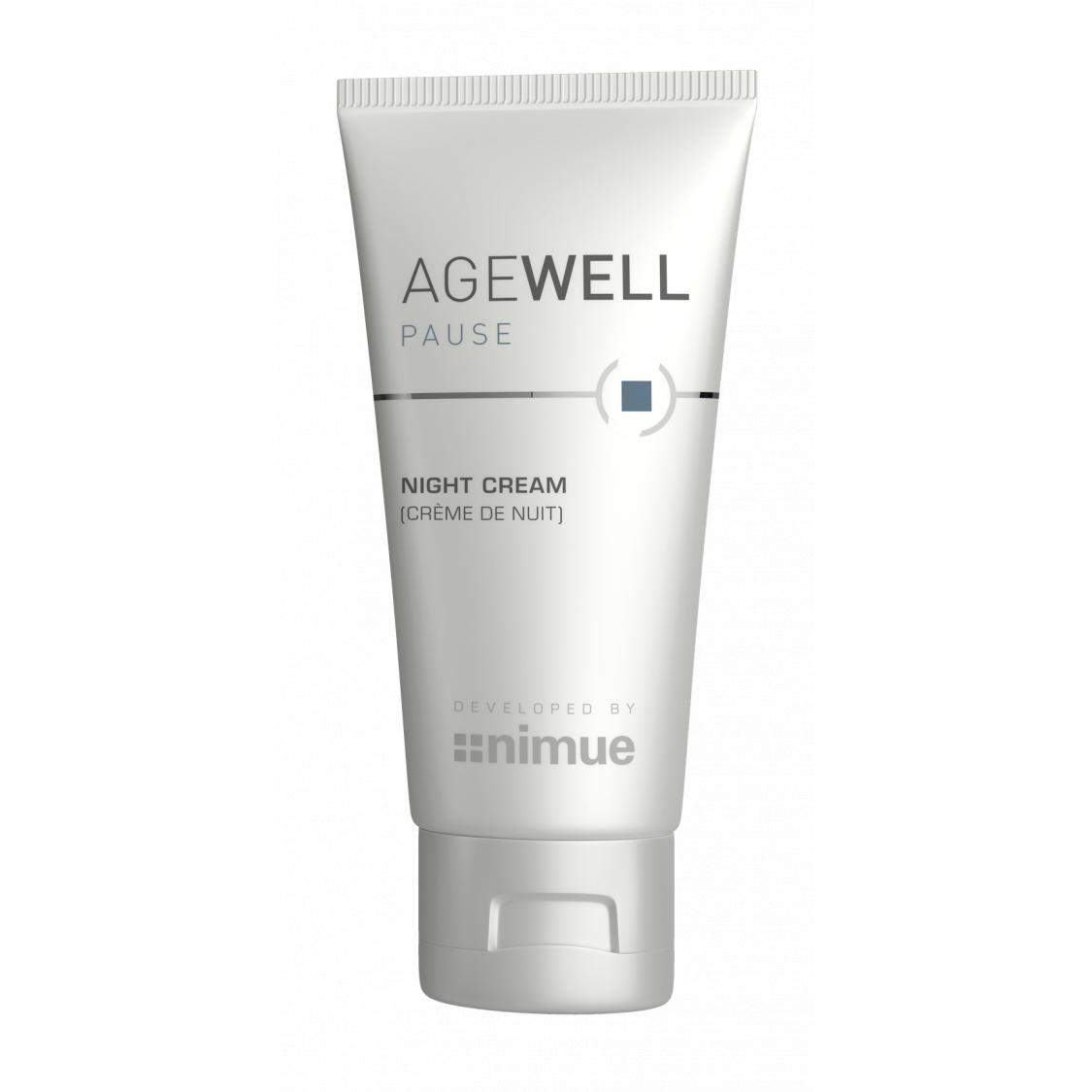 Agewell - Pause Night Cream 30's 50ml