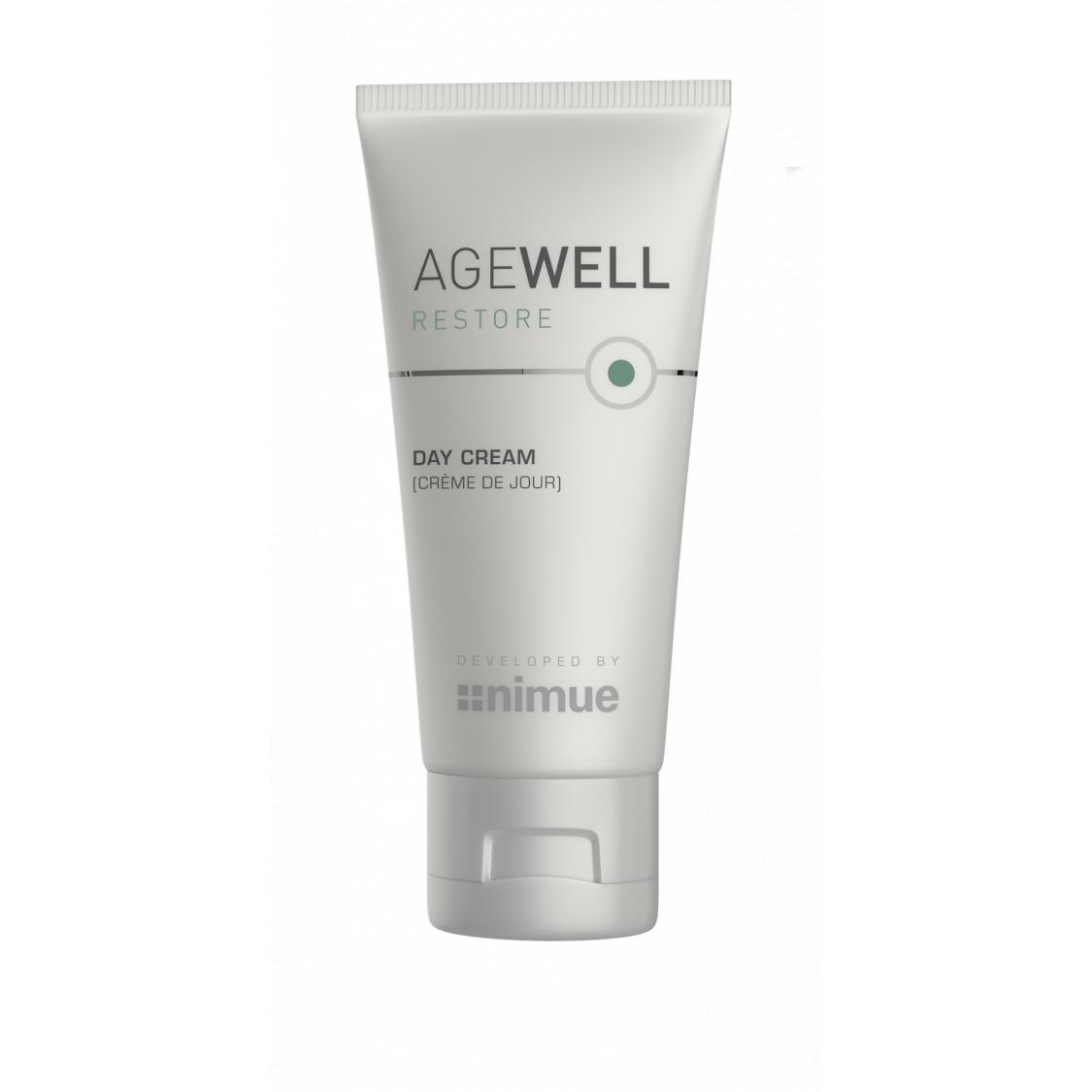 Agewell - Restore Day Cream 40's+ 50ml