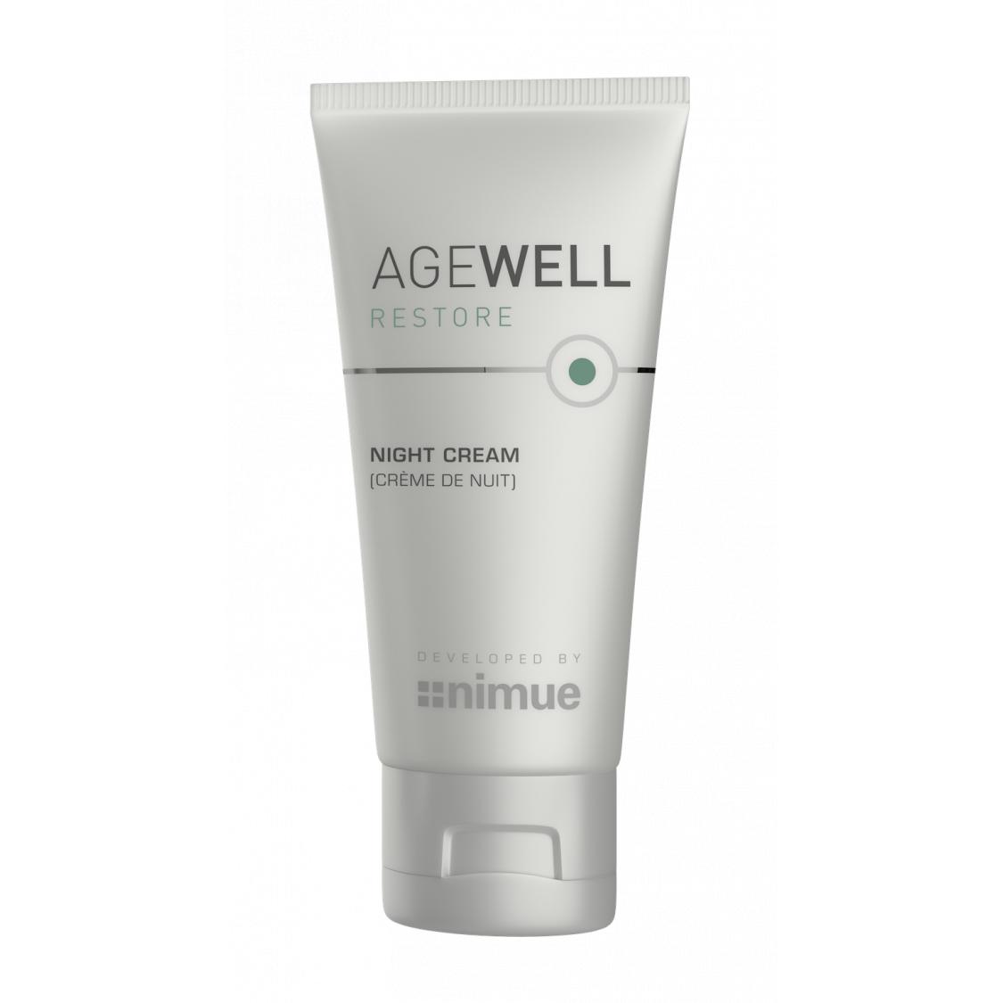 Agewell - Restore Night Cream 40's+ 50ml