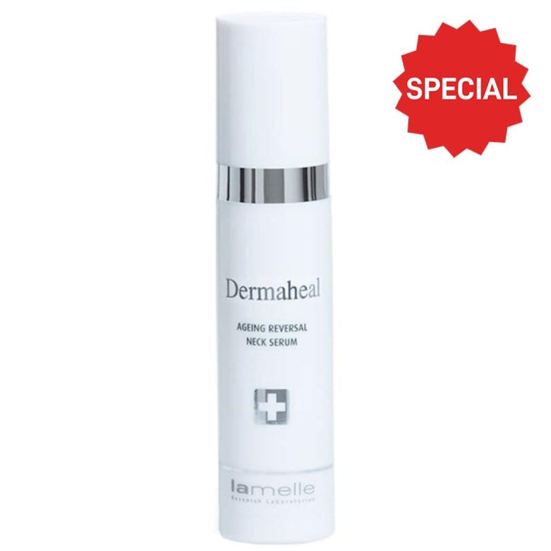 Lamelle - Dermaheal - Ageing neck reversal serum