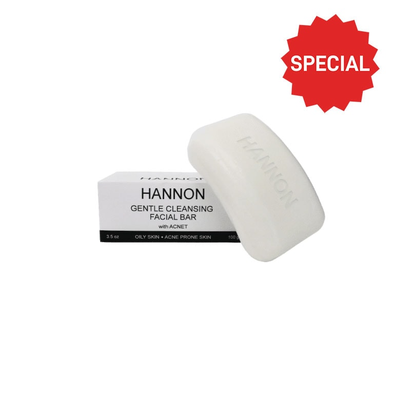Hannon - Gentle Cleansing Facial Bar