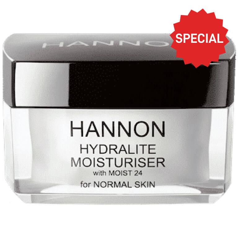 Hannon - Hydralite Moisturiser (for Normal Skin) 50ml