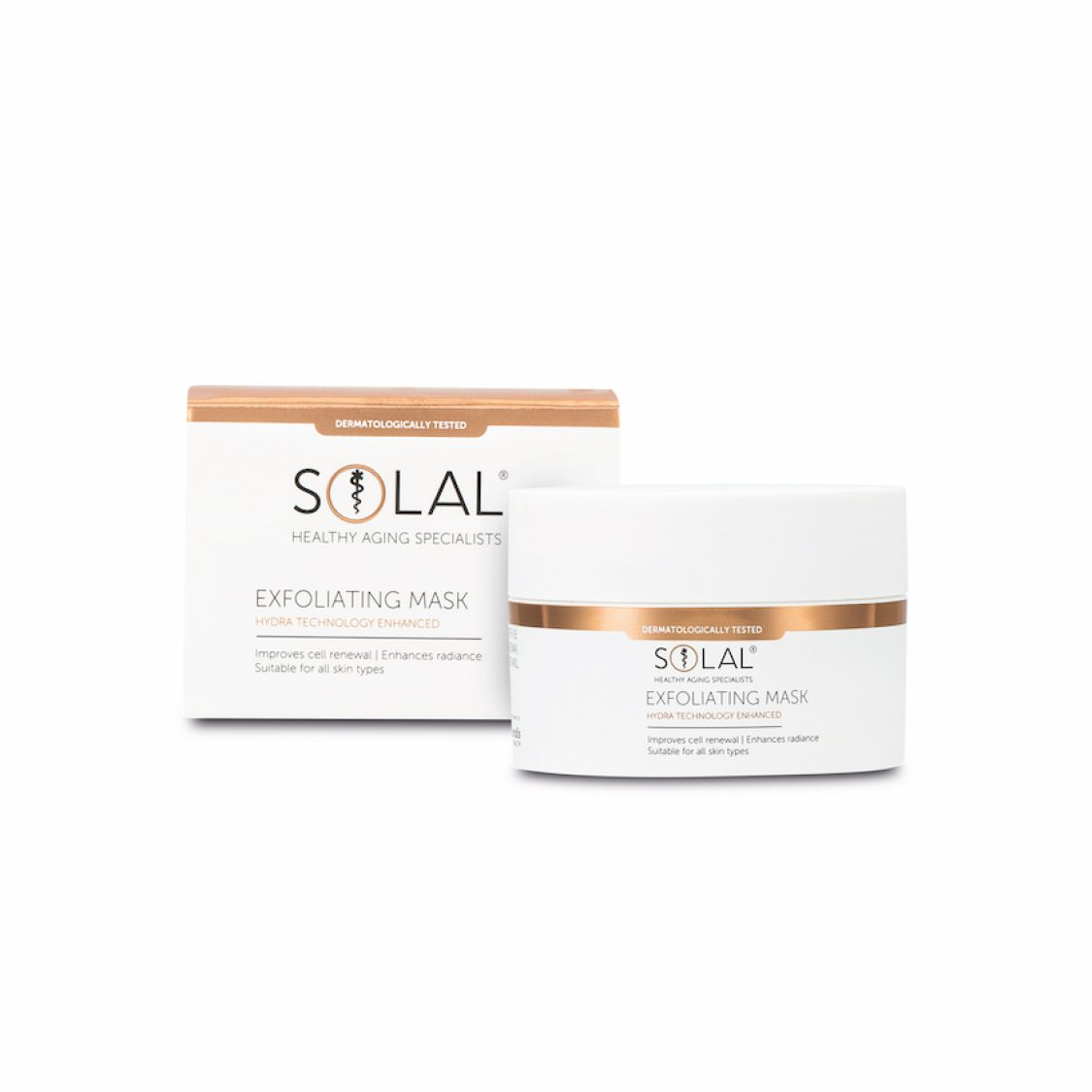 Solal -  Exfoliating Mask 50ml