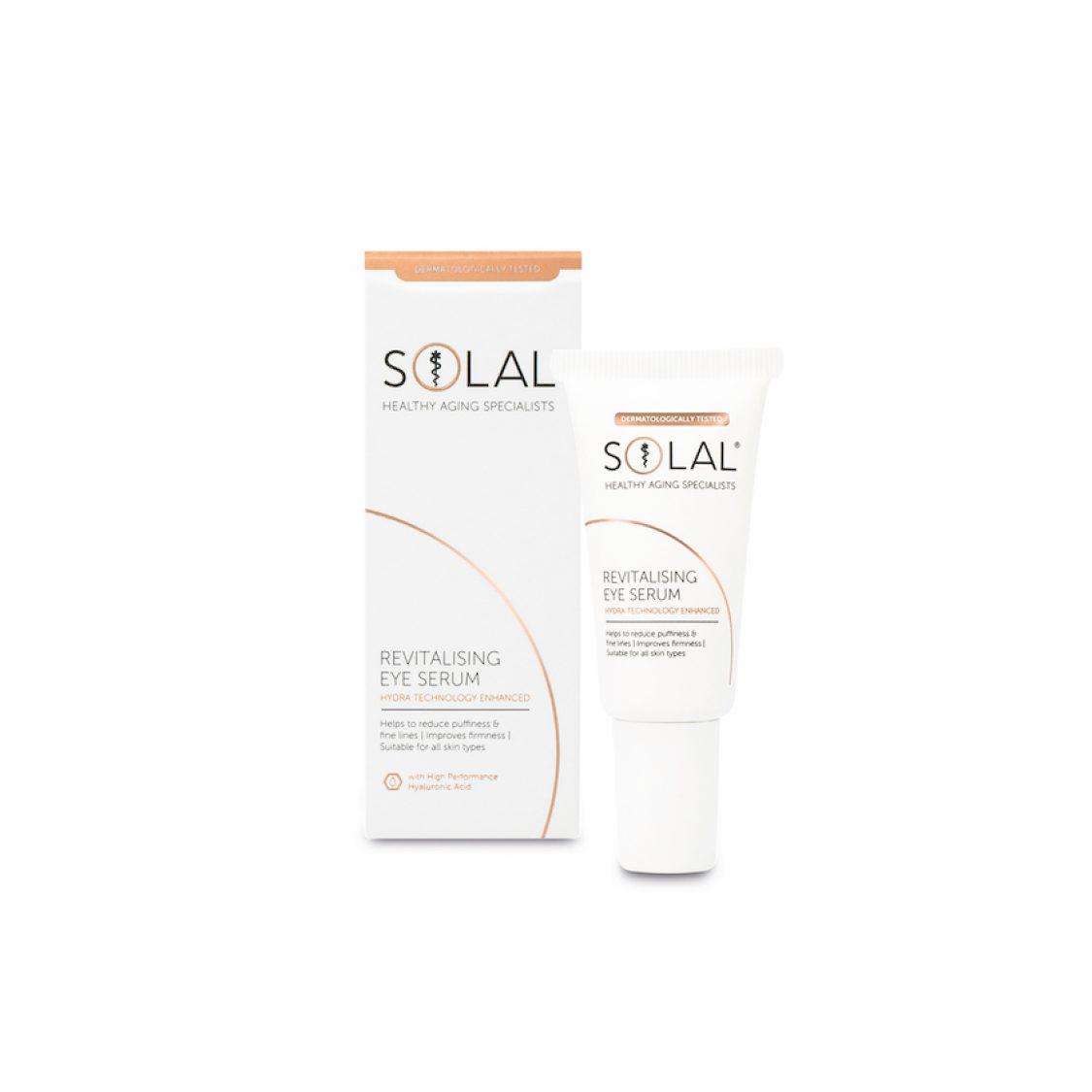 Solal - Revitalising Eye Serum 15ml