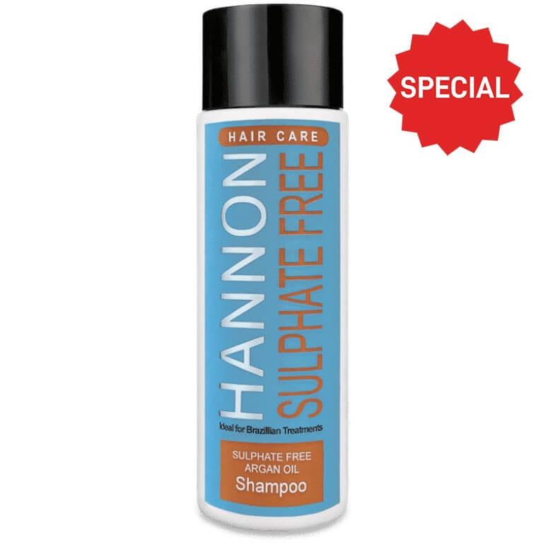 Hannon - Argan Oil Sulphate Free Shampoo 250ml