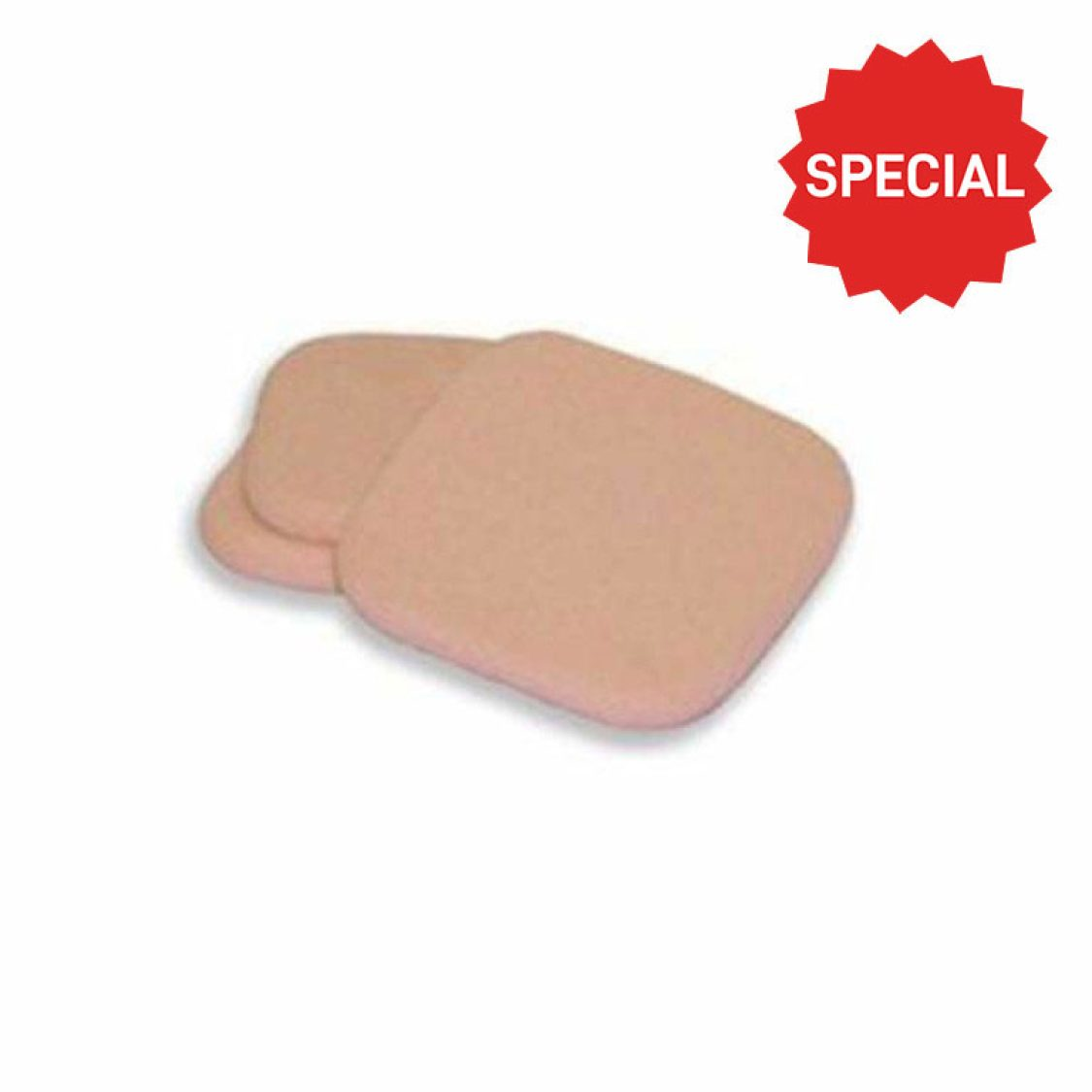 Hannon - Foundation Sponges (3 in pack) for Powder Foundations