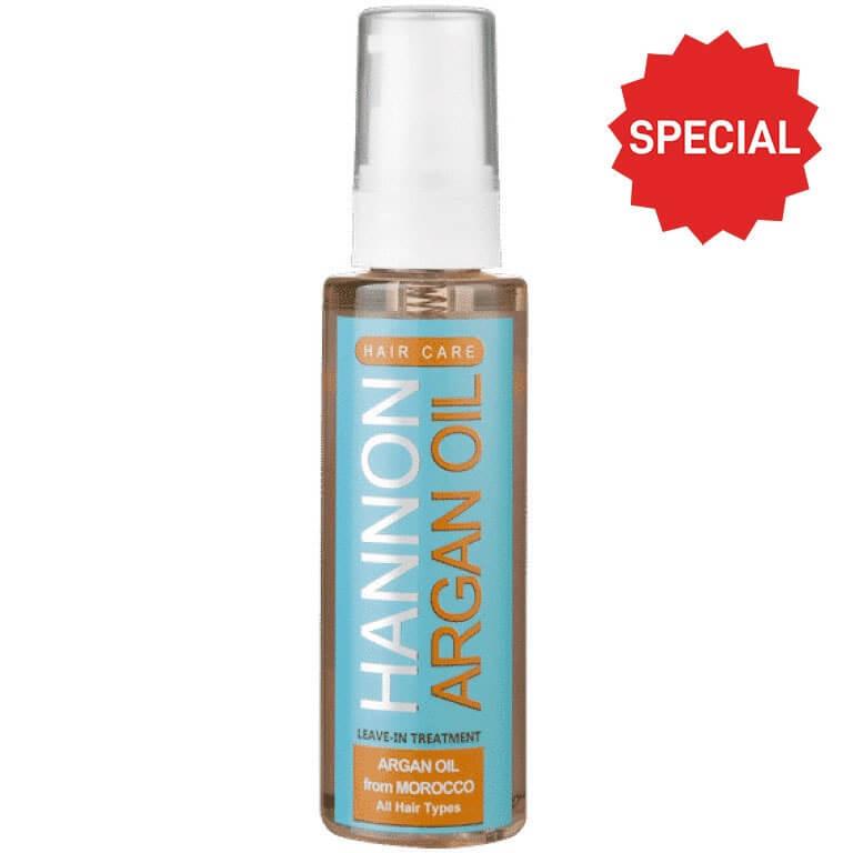 Hannon - Argan Oil Leave-in Treatment 60ml