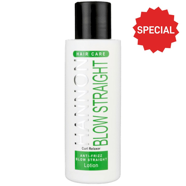 Hannon - Blow Straight Styling Lotion 125ml