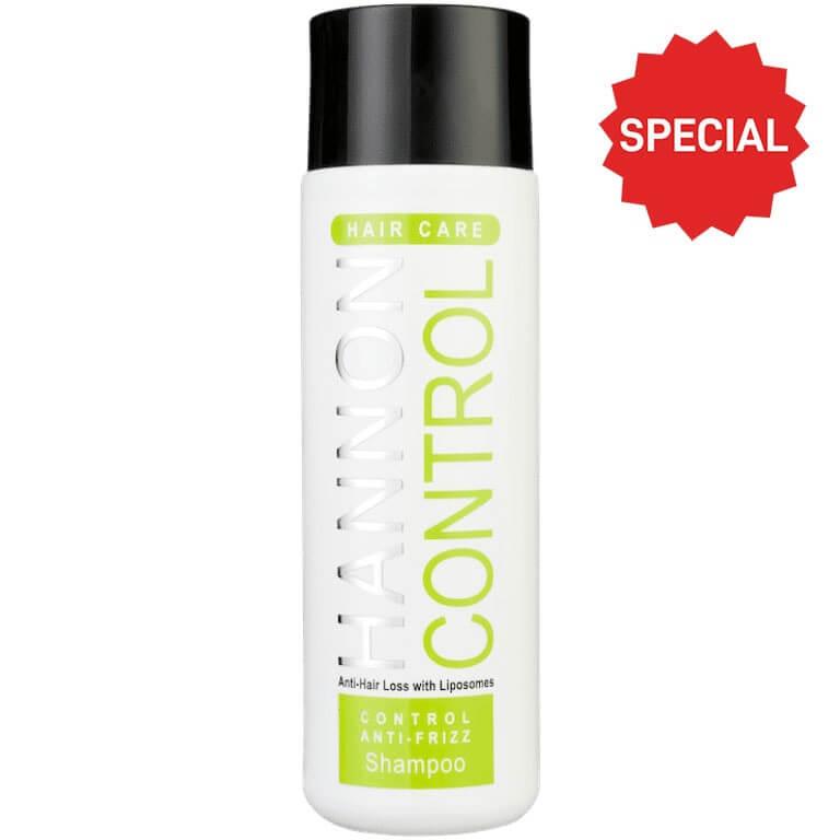 Hannon - Control Anti-Frizz Shampoo 250ml - Anti-Hair Loss
