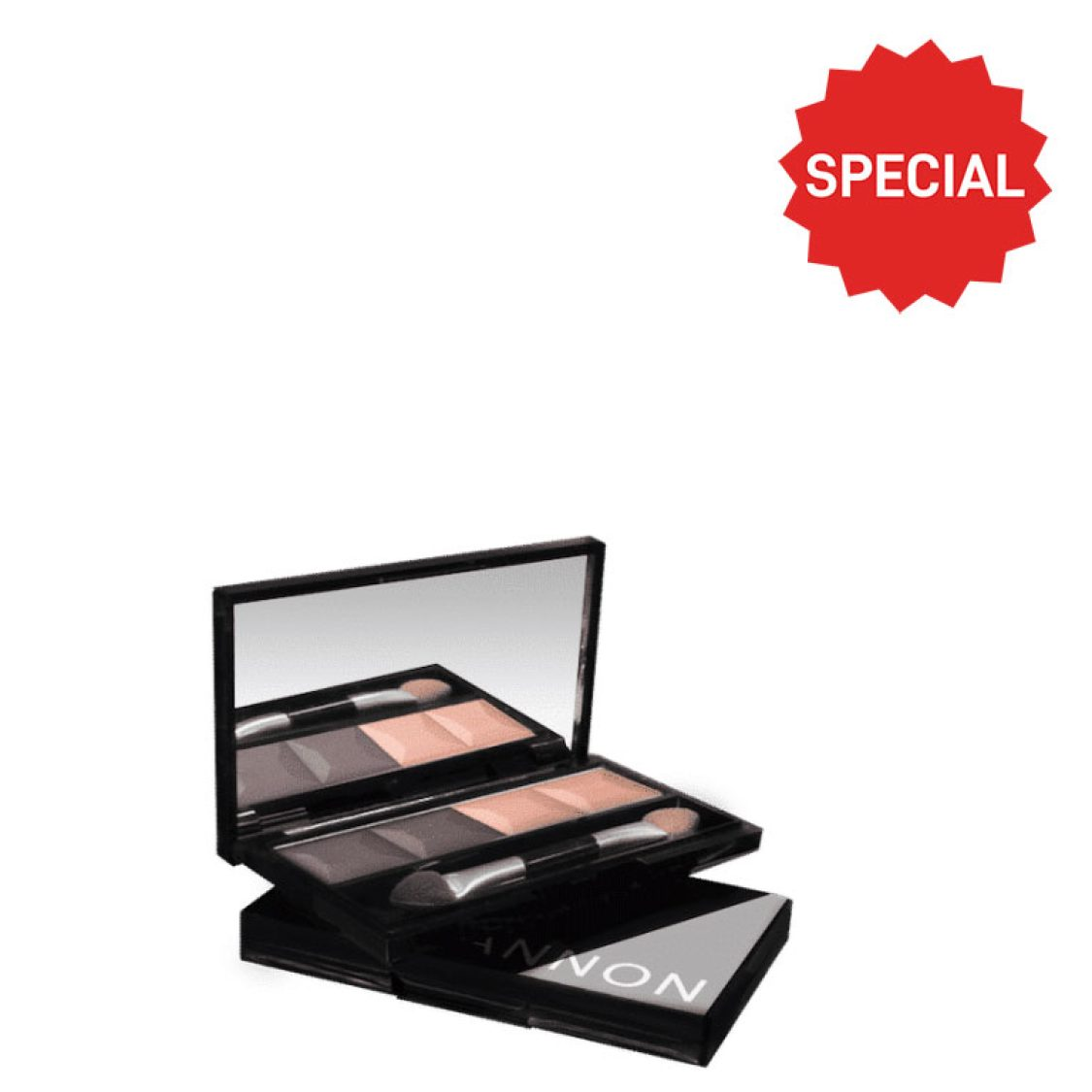 Hannon - Duo Eyeshadow for Brown Eyes (2 Shades)