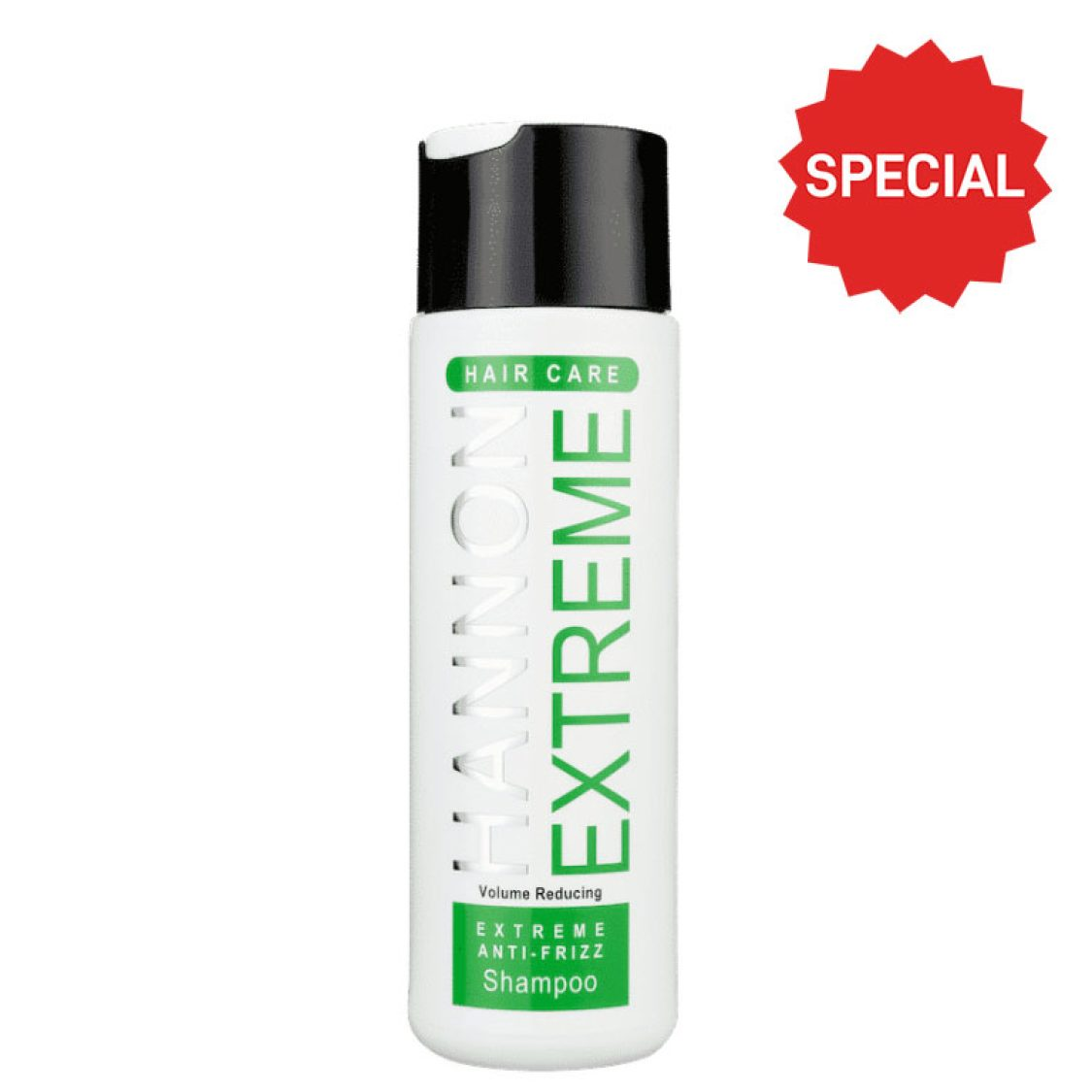 Hannon - EXTREME Anti-Frizz Shampoo 250ml