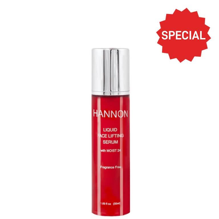 Hannon - Liquid Face Lifting Serum 50ml - Firming