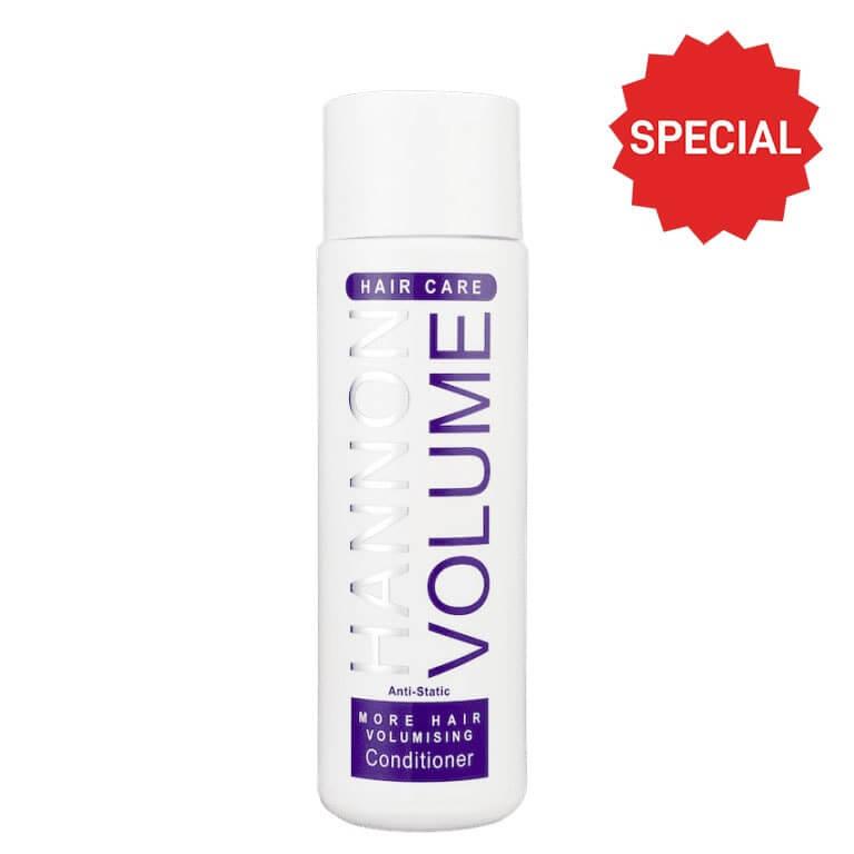 Hannon - More Hair Volumising Conditioner 250ml - Anti-Hair Loss