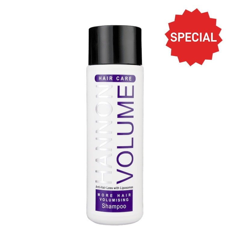 Hannon - More Hair Volumising Shampoo 250ml - Anti-Hair Loss
