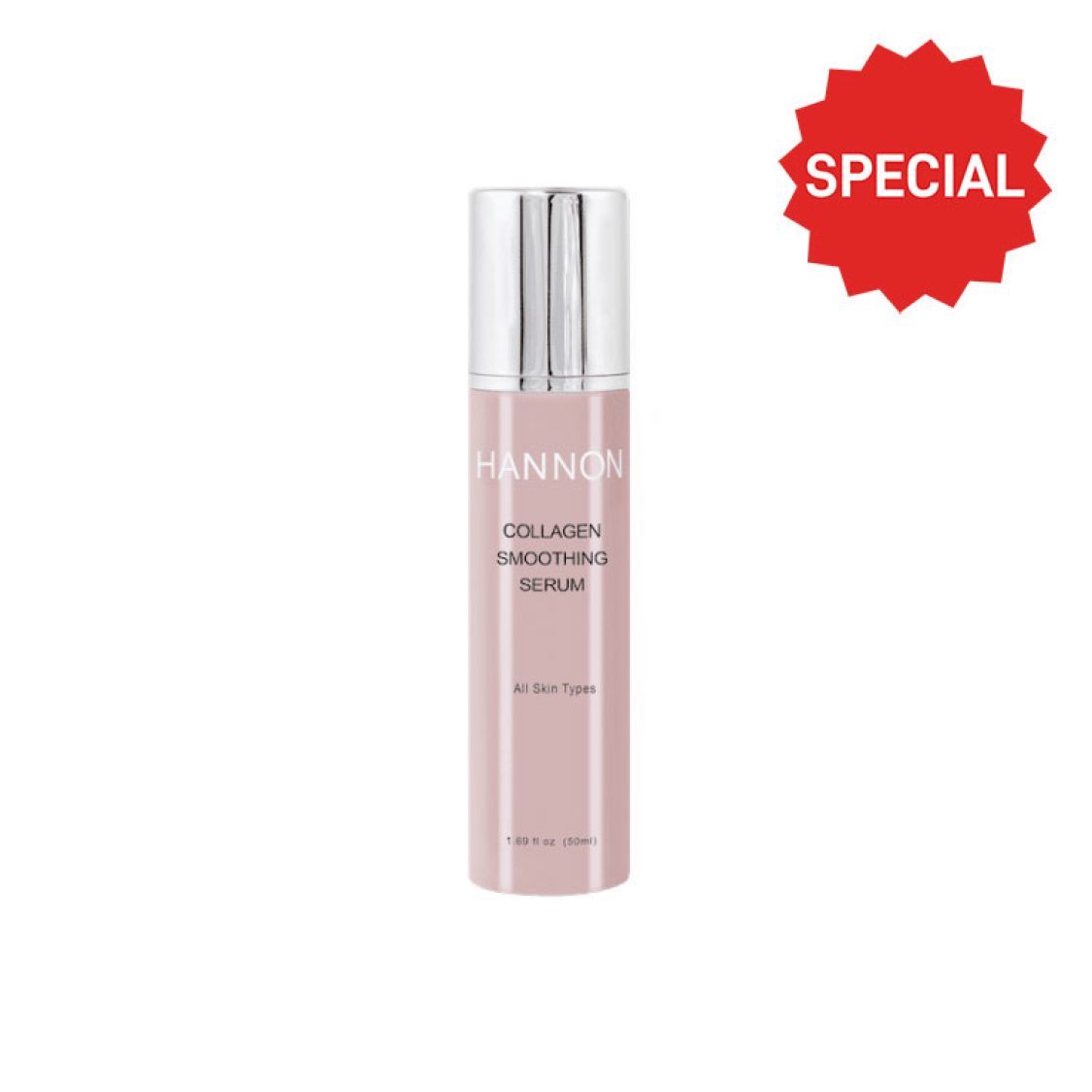 Hannon - Collagen Smoothing Serum 50ml - Plumping