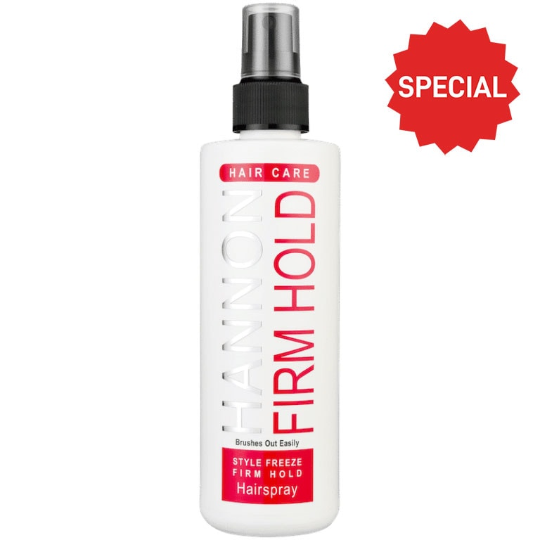 Hannon - Style Freeze Firm Hold Hairspray 250ml