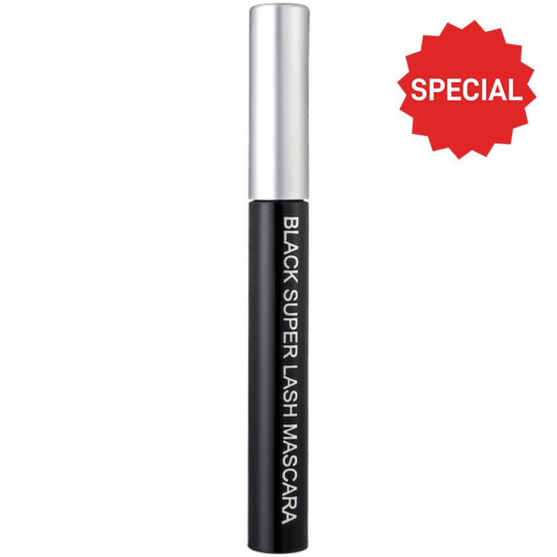 Hannon - Super Lash Mascara Long Last - Black