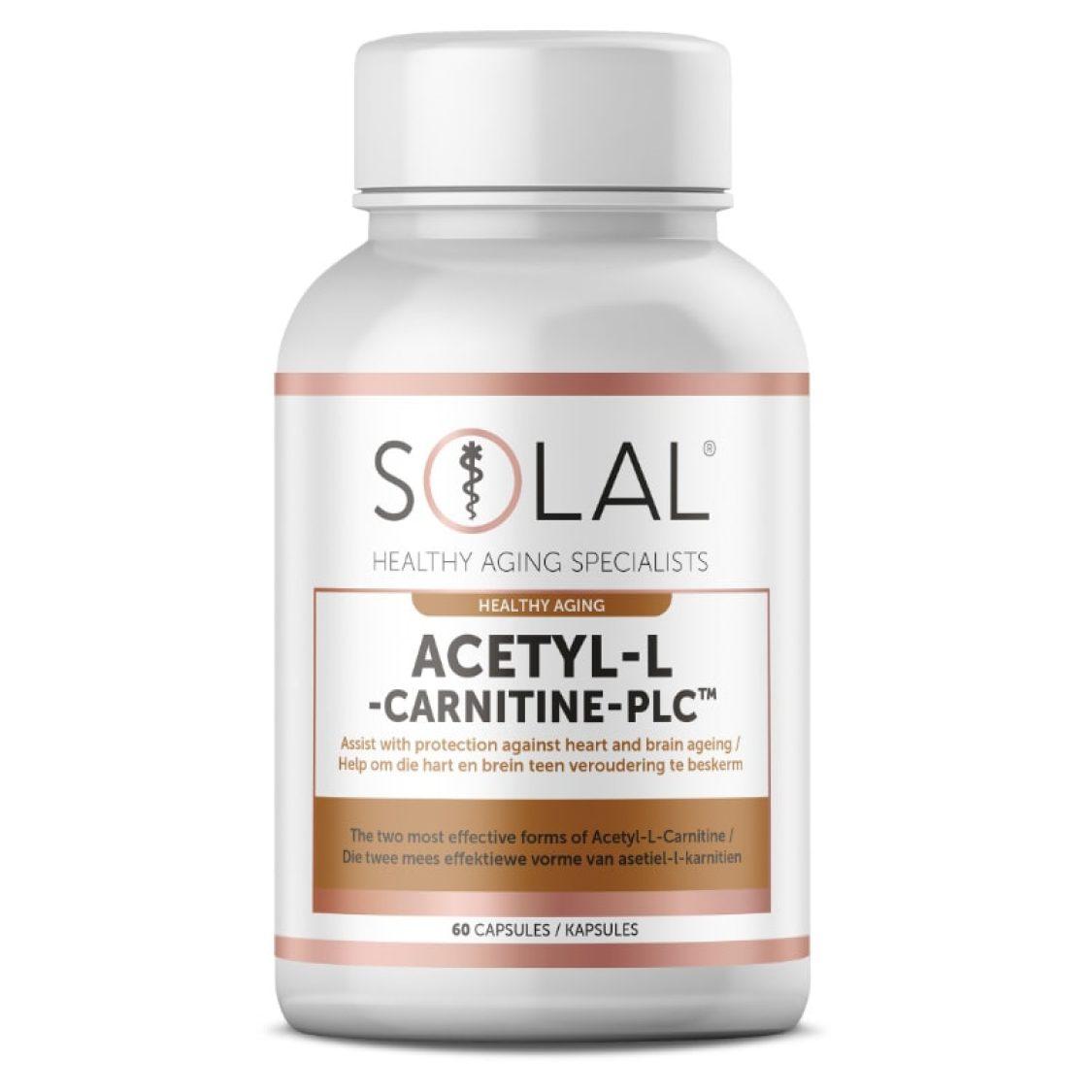 Solal - Acetyl-L-Carnitine - PLC