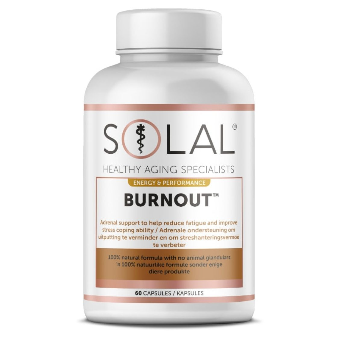 Solal - Burnout Adrenal Support