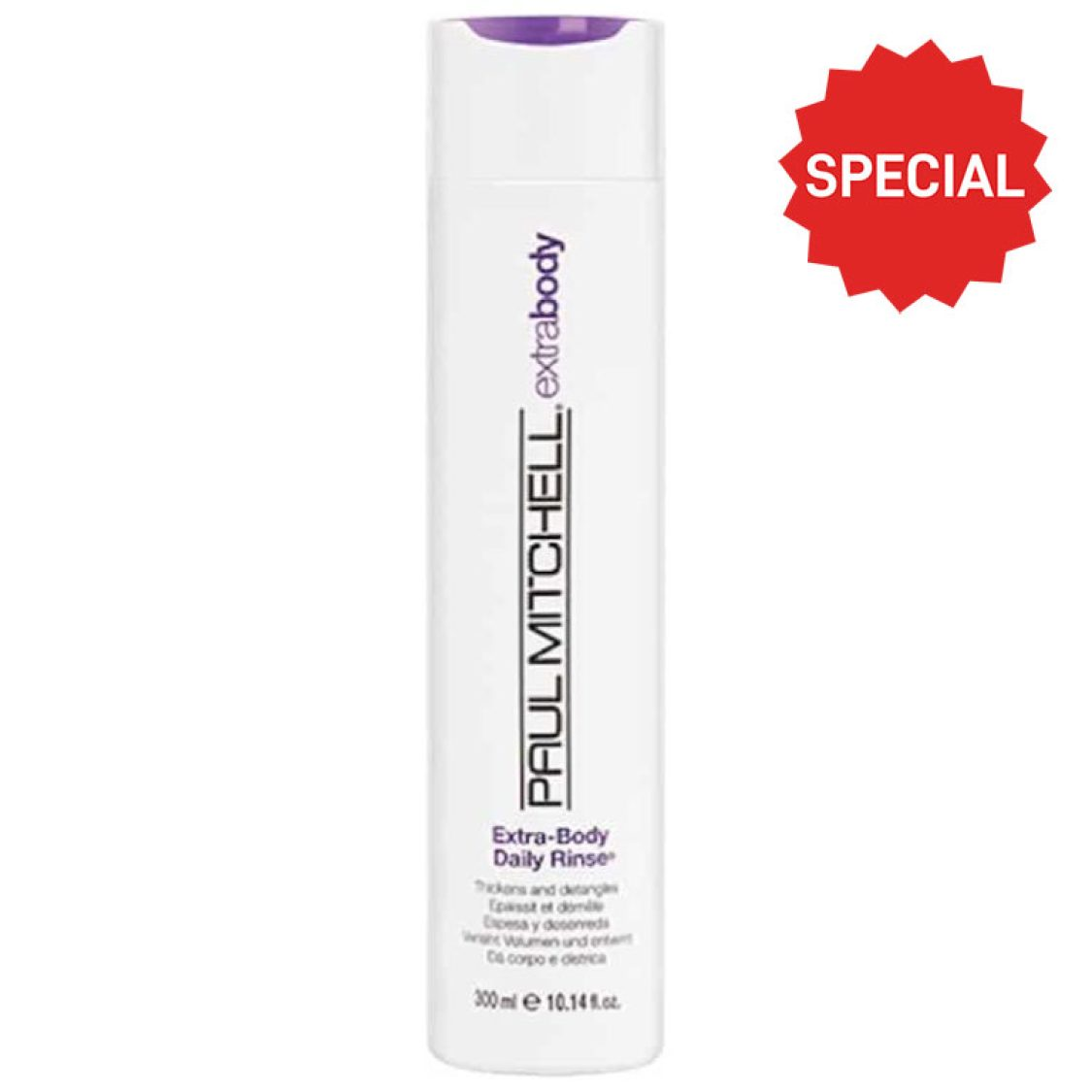 Paul Mitchell - Extra-Body - Daily Rinse 300ml