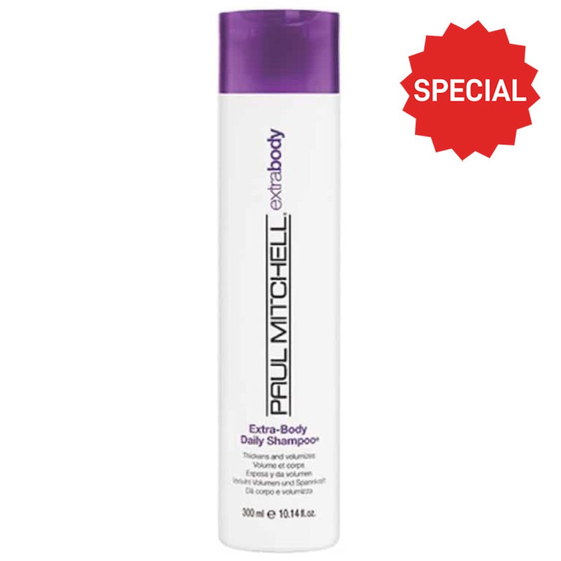 Paul Mitchell - Extra-Body - Daily Shampoo 300ml