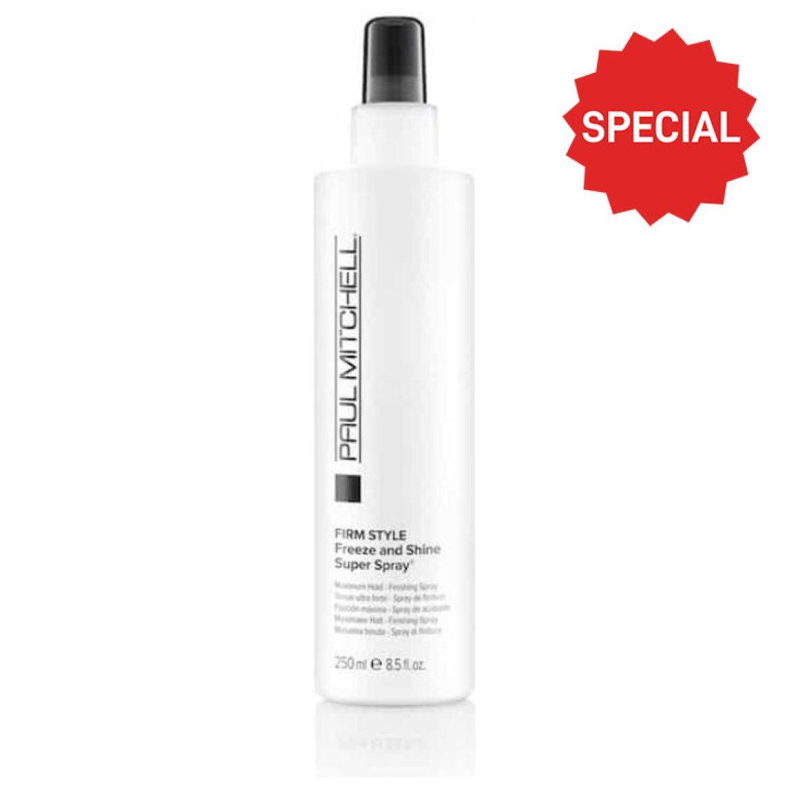 Paul Mitchell - Firm Style - Freeze & Shine Super Spray 250ml