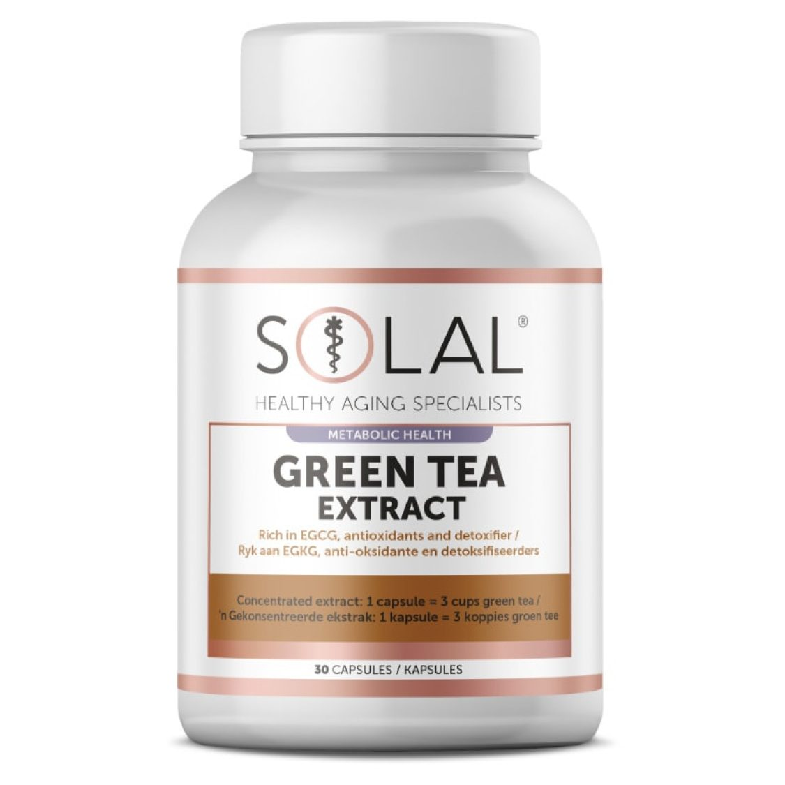 Solal - Green Tea Extract
