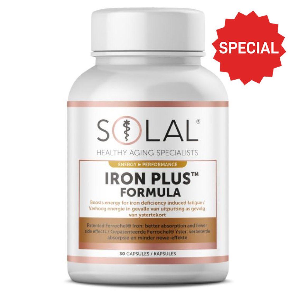 Solal - Iron Plus Formula