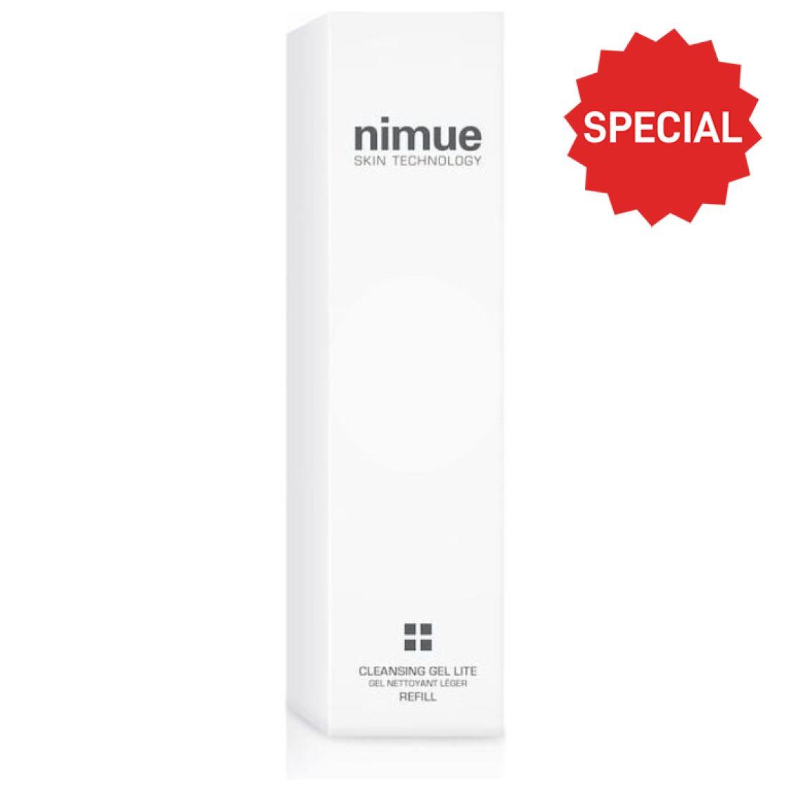 Nimue -  Cleansing Gel Lite 140ml - Refill