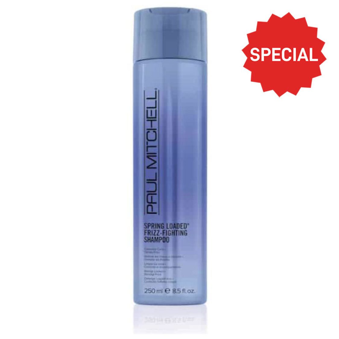 Paul Mitchell - Moisture - Spring Loaded Detangling Shampoo 250ml