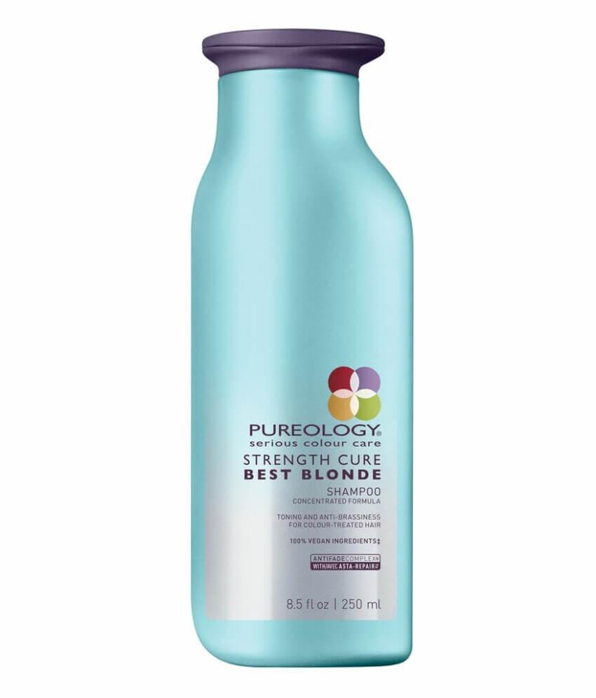 Pureology - Strength Cure Best Blonde Shampoo 250ml