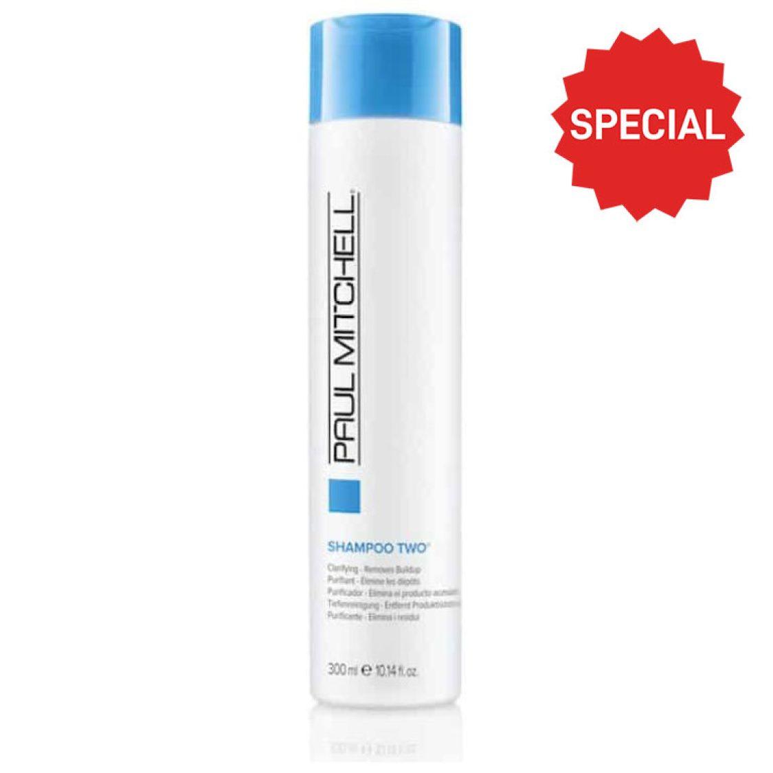 Paul Mitchell - Clarifying - Shampoo Two 300ml