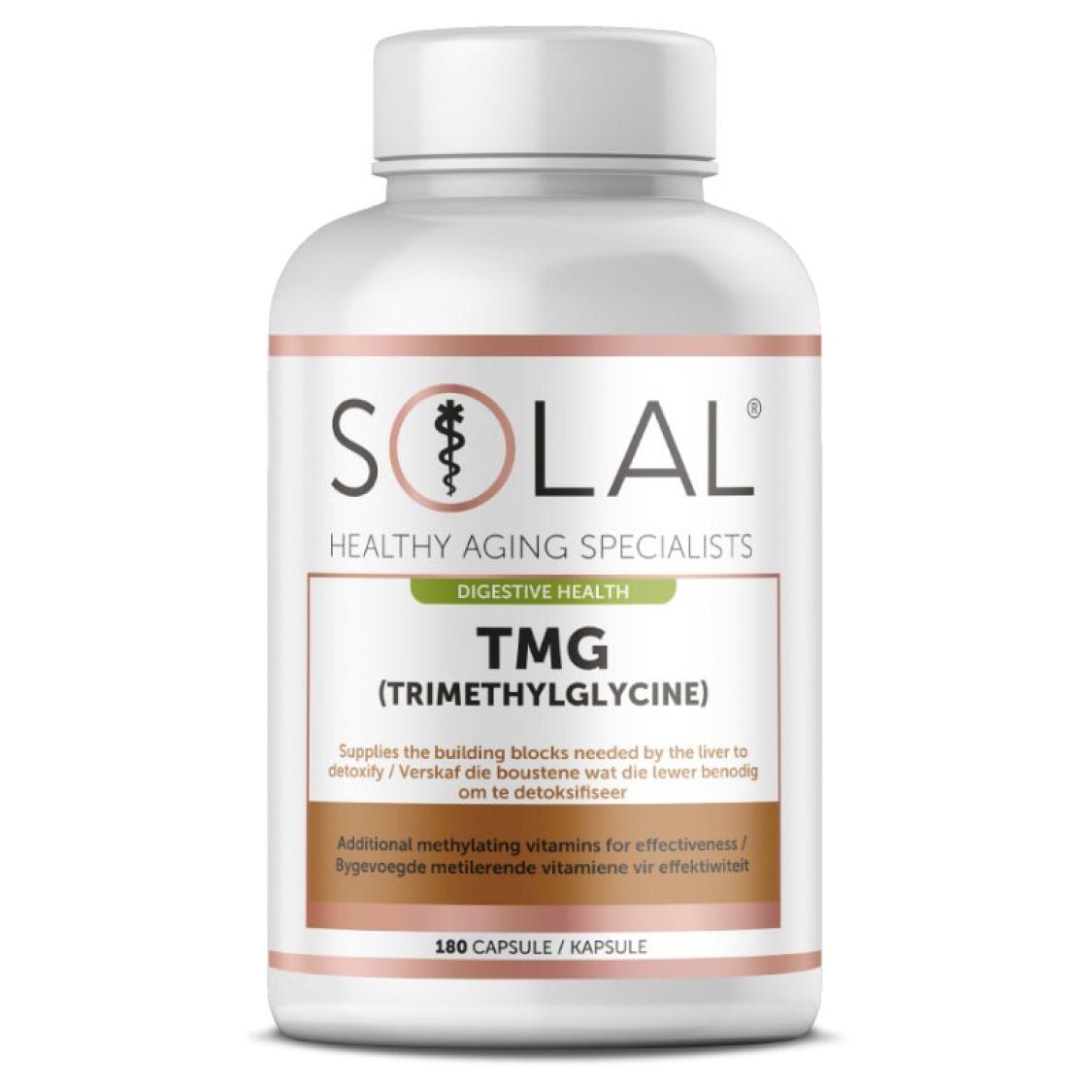 Solal - TMG (Trimethylglycine/Betaine)