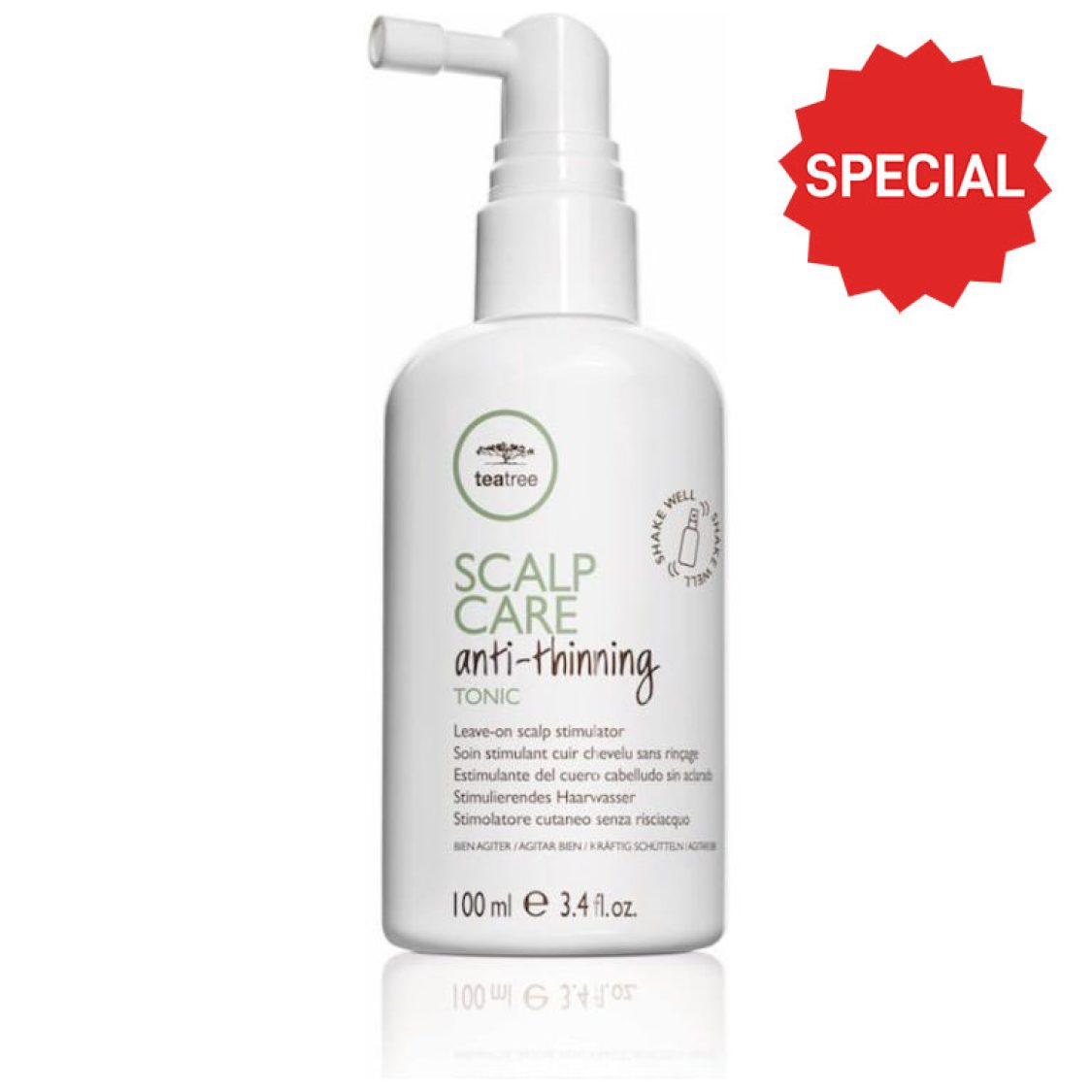 Paul Mitchell - Tea Tree - Anti Thinning Tonic 100ml