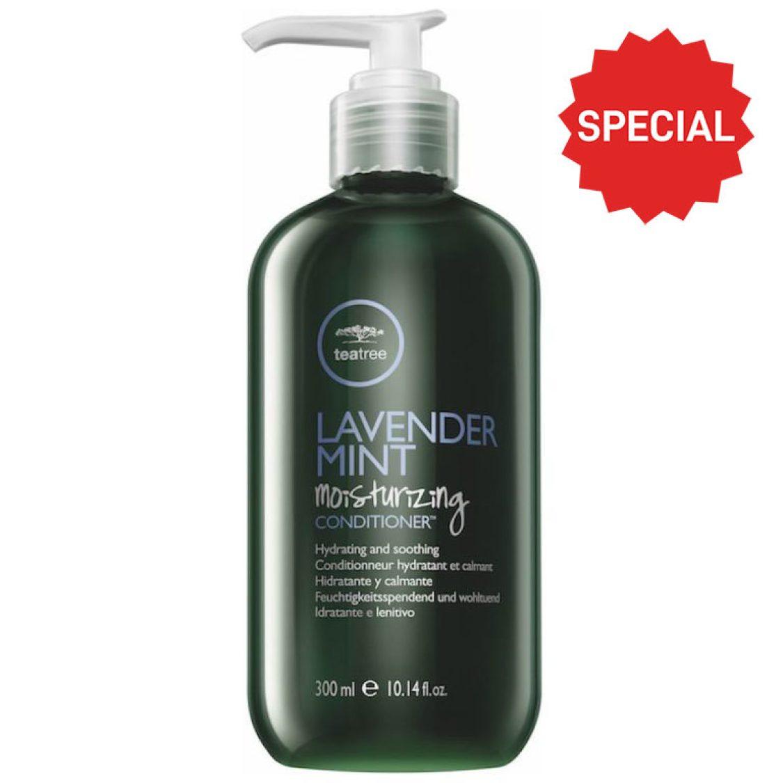 Paul Mitchell - Lavender Mint - Moist Conditioner 300ml