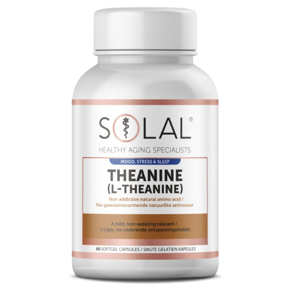 Solal - Theanine (L Theanine)