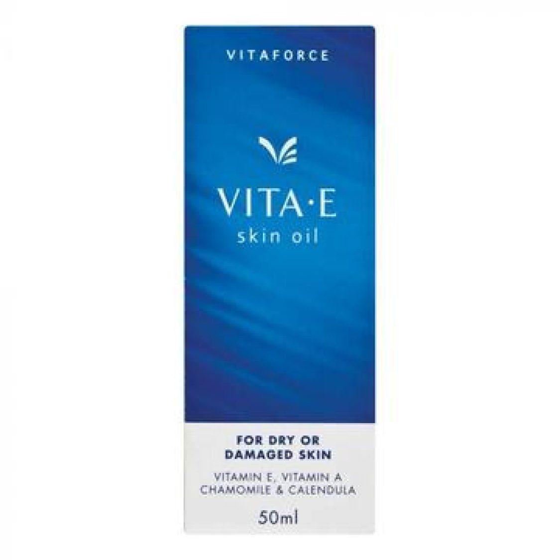 Vitaforce - Vita-E Skin Oil 50ml