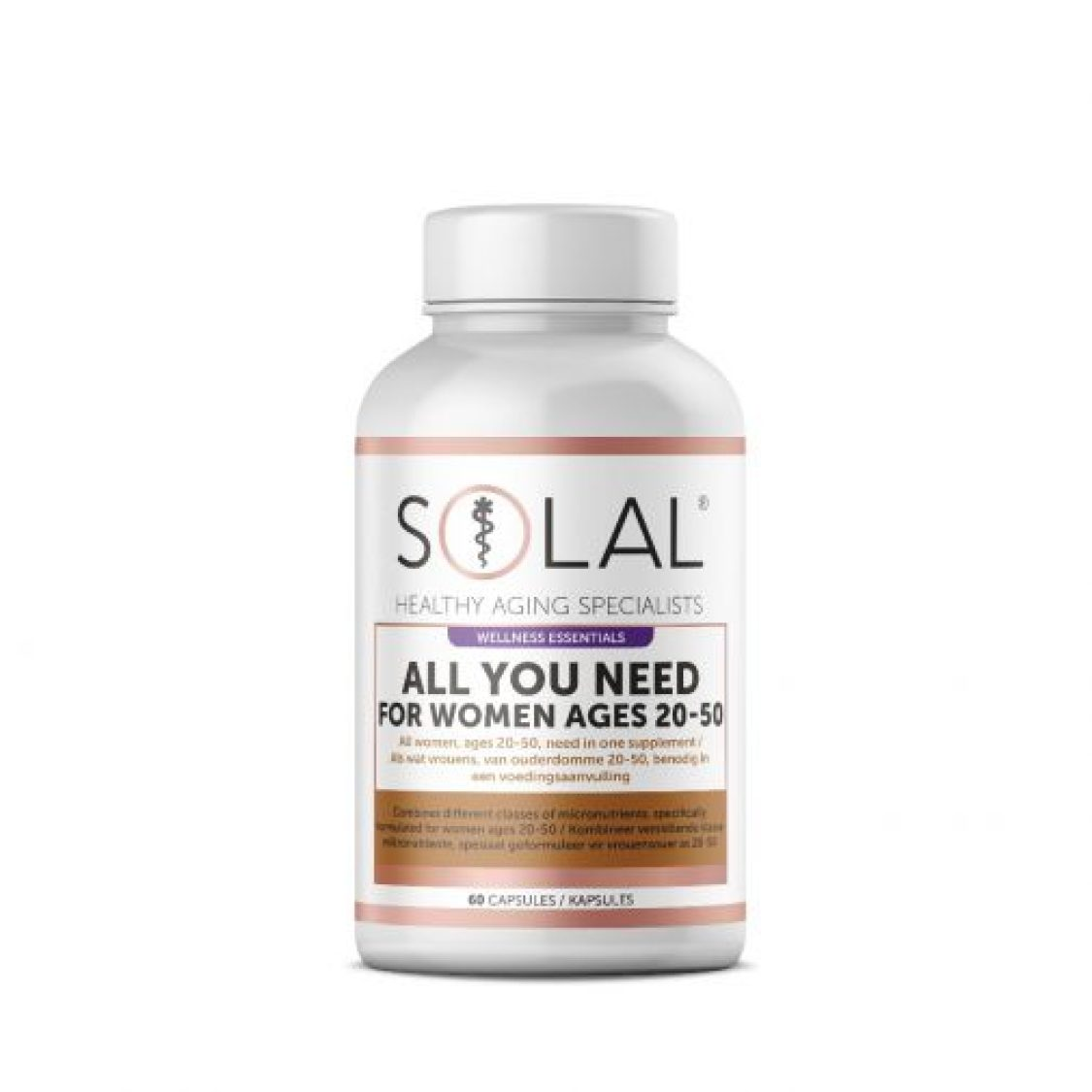 Solal - All You Need Women 20 - 50
