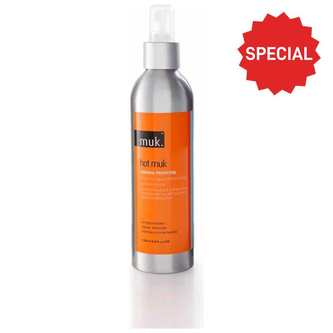 Muk - Haircare - Hot muk Thermal Protector 250ml