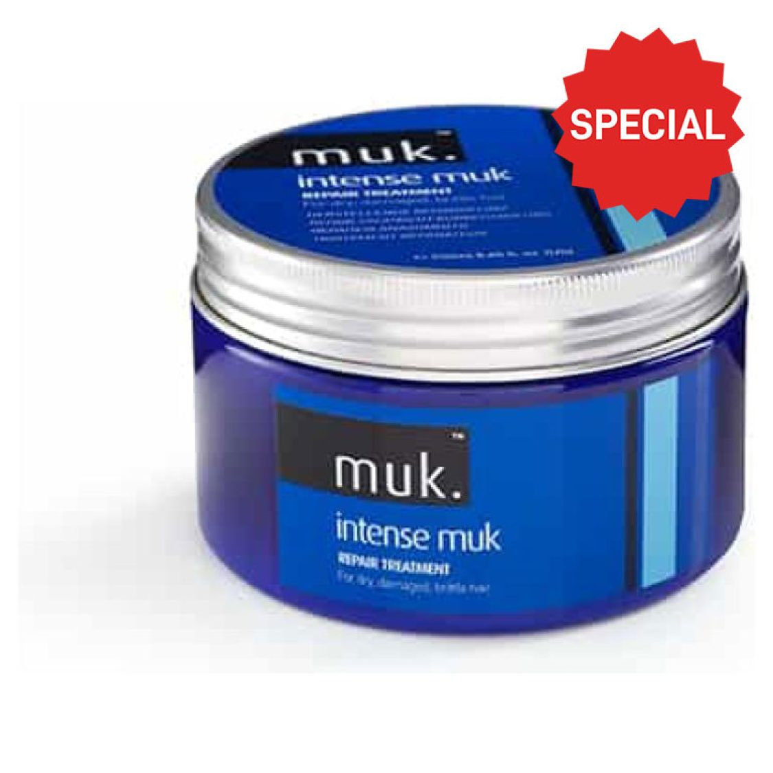Muk - Haircare - Intense muk Repair Treatment 250ml