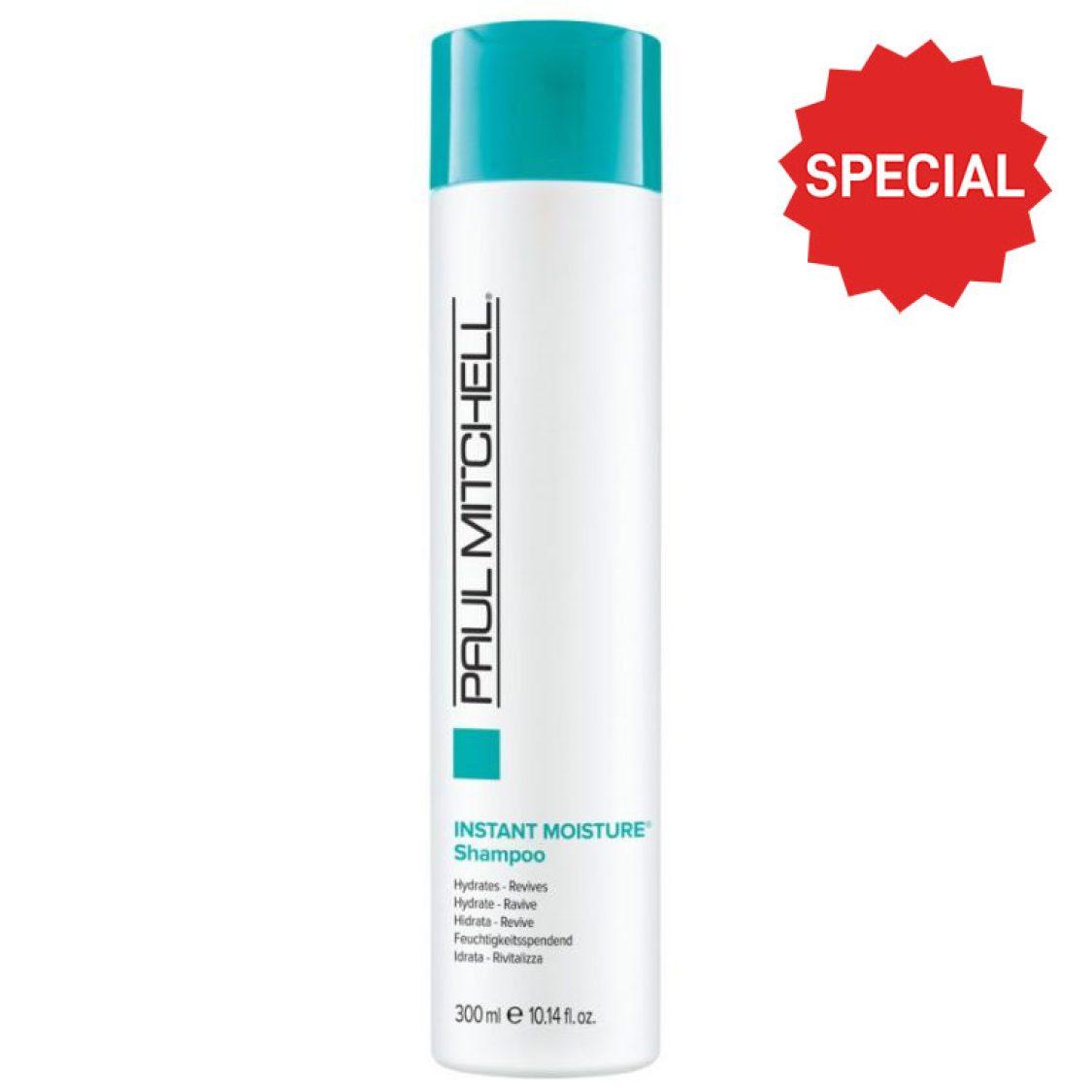 Paul Mitchell - Moisture - Instant Moisture Daily Shampoo 300ml