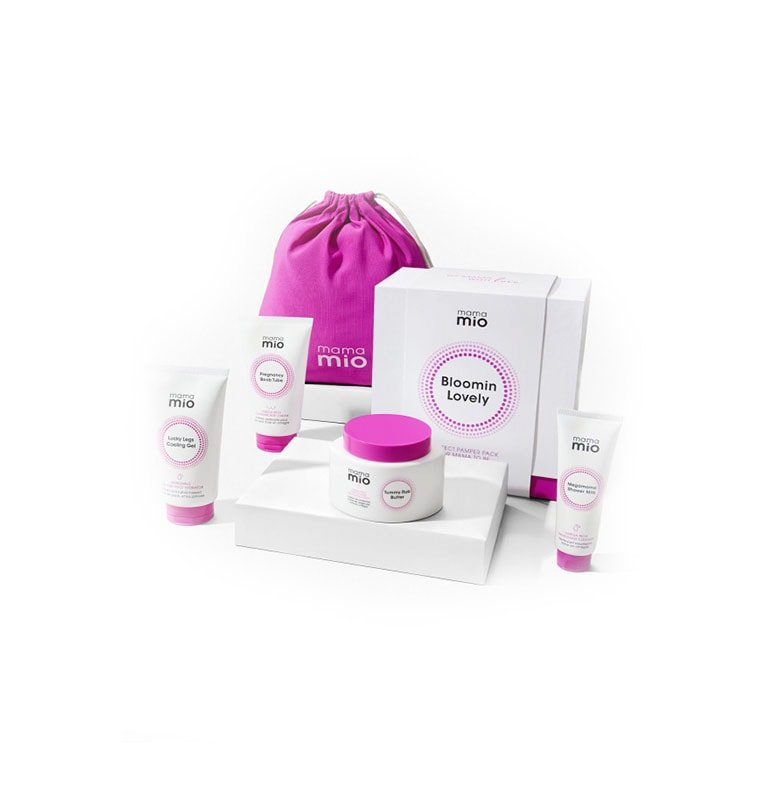 Mama Mio - Blooming Lovely Pamper Pack